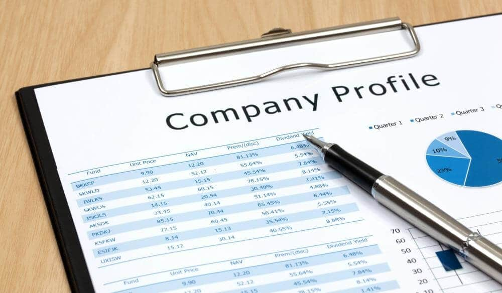 What Makes Our Company Profile Writing Stand Out From The Rest?  Profile Writing